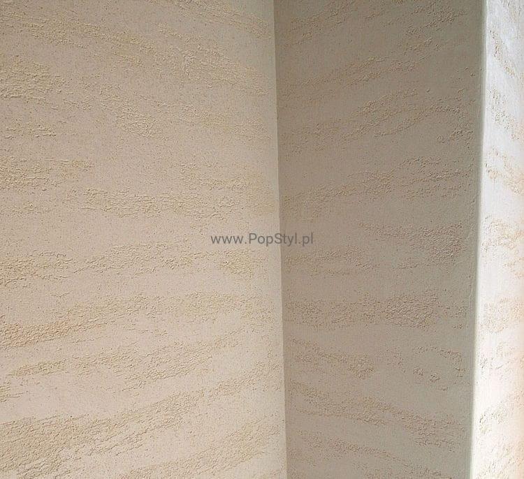 Trawertyn Jednowarstwowy Tynk Dekoracyjny Zestaw 10m2 Dekoracje