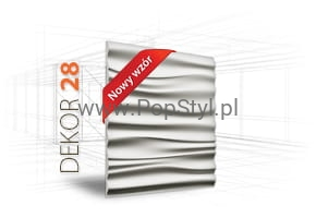 Panele Gipsowe 3d Dunes Loft System Od Producenta